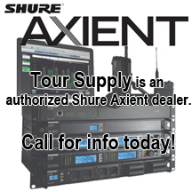 Shure Axient Wireless