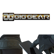 Gig Gear Gig Gloves